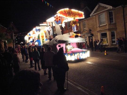 We Made That visit Gillingham Carnival